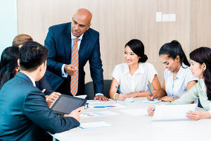 employment discrimination effort