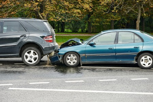 car accident that a driver is receiving a hit and run charge for