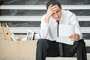 a former employee who was fired and believes to have been wrongfully terminated since he was accused of breach of employment contract by another employee