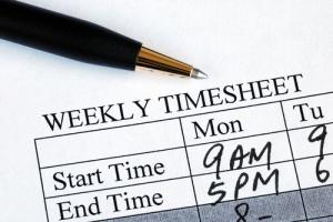 Unpaid Overtime- Timesheet
