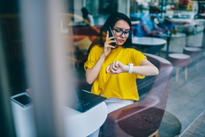 employee on phone privacy law