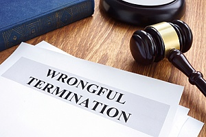 wrongful termination documents that factor into employment law
