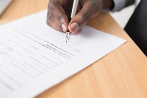 Don't Break A Non Disclosure Agreement
