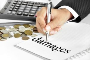 lawsuit for money damages