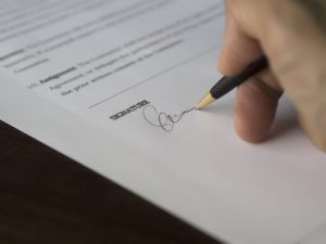 What Information is Included in Non-Disclosure Agreements