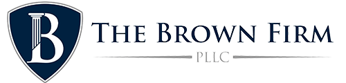 The Brown Firm Logo