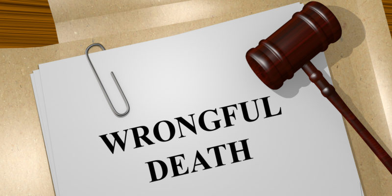 wrongful death settlement may take longer due to the complexity of the situation