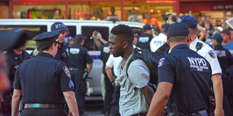An activist arrested for disorderly conduct. A statutes of limitations vary depending on the type of case