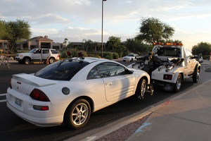 cars impounded during a joint mesa and gilbert after being search your car after an accident