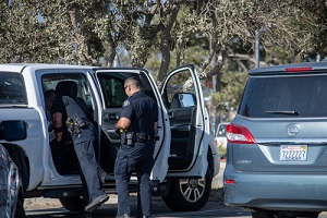 police department conduct a search of a suspect vehicle Without A Warrant